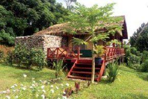 Территория отеля Maravu Plantation Resort