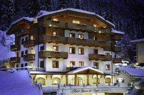 Вид на Chalet del Sogno Hotel