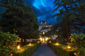 Villa di Monte Solare