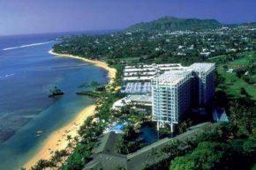 Вид на The Kahala Hotel & Resort