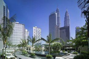Grand Hyatt Kuala Lumpur, бассейн