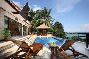 Indra Maya Villas, Sea View Pool Villa
