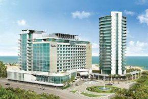 Вид на The Ritz-Carlton South Beach
