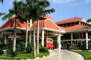 Территория Pearl River Hot Spring Resort
