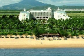 Вид на Tianfuyuan Resort
