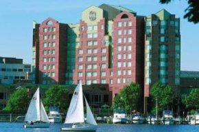 Вид на Royal Sonesta Hotel Boston