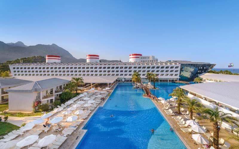 Transatlantik Hotel & Spa ТУРЦИЯ КЕМЕР