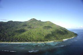 остров Силуэт