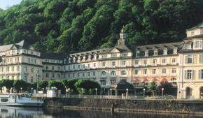 Вид на Haecker's Kurhotel Bad Ems