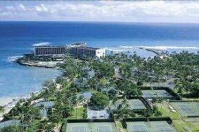 Вид на Turtle Bay Resort