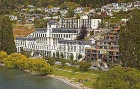 Вид на Rydges Lakeland Resort Hotel Queenstown