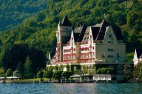 Вид на Park Hotel Vitznau