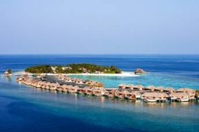 Вид на W Retreat & Spa - Maldives