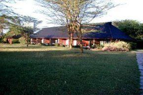 The Keekorok Lodge