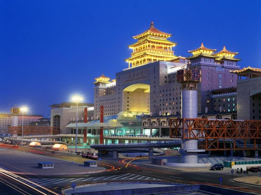 Обои beijing , пекин, ночной город, china, китай. Города foto 15