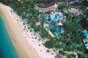 Вид на Nusa Dua Beach Hotel & SPA