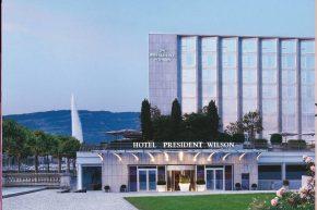 Отель Hotel President Wilson