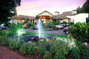 Вид на Millennium Hotel Rotorua