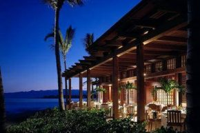 Вид на Four Seasons Resort Hualalai