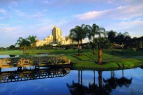 Вид на Orlando World Center Marriott Resort