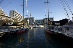 Вид на The Sebel Suites Auckland