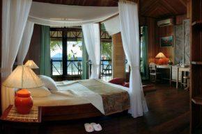 Cottage, основная спальня