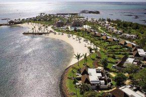 Вид на Four Seasons Resort Mauritius at Anahita