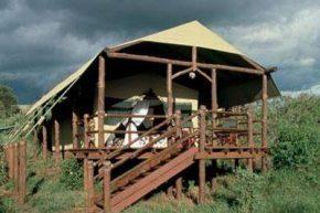 Kirawira Tented Camp