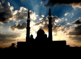 Mosque in Jabel Ali