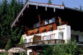 Вид на Stoll's Hotel Alpina