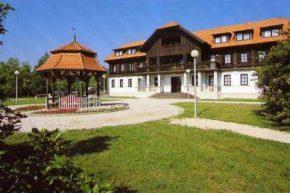 Старый корпус отеля