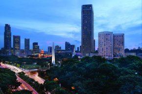 Экстерьер Fairmont Singapore