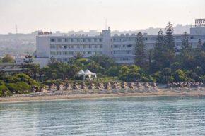 Вид на Nissi Beach Resort