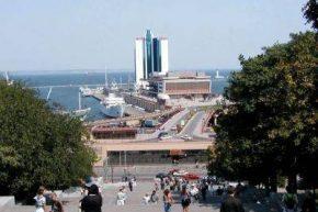 Морской вокзал, Одесса