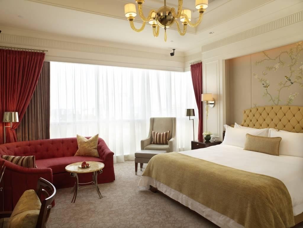 Hotel Rooms in Singapore  The St Regis Singapore
