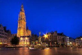 Рыночная площадь - Grote Markt, Антверпен