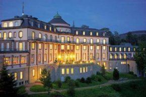 Вид на Schlosshotel Bühlerhöhe