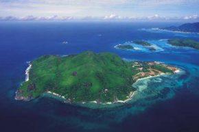 Остров Сент Анн (Saint Annes)