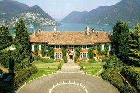 Вид на Villa Principe Leopoldo & Residence