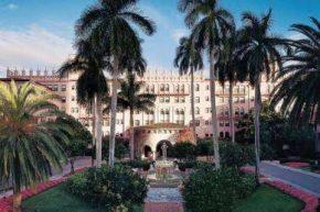 Вид на Boca Raton Hotel & Club