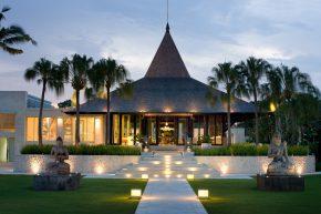 The Royal Santrian Resort & Villa