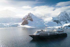 Экспедиционное судно Silver Cloud Expedition