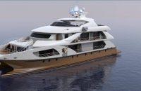 Яхта Galapagos Elite