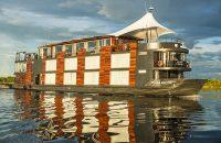 Экспедиционная яхта класса люкс «Aria Amazon»